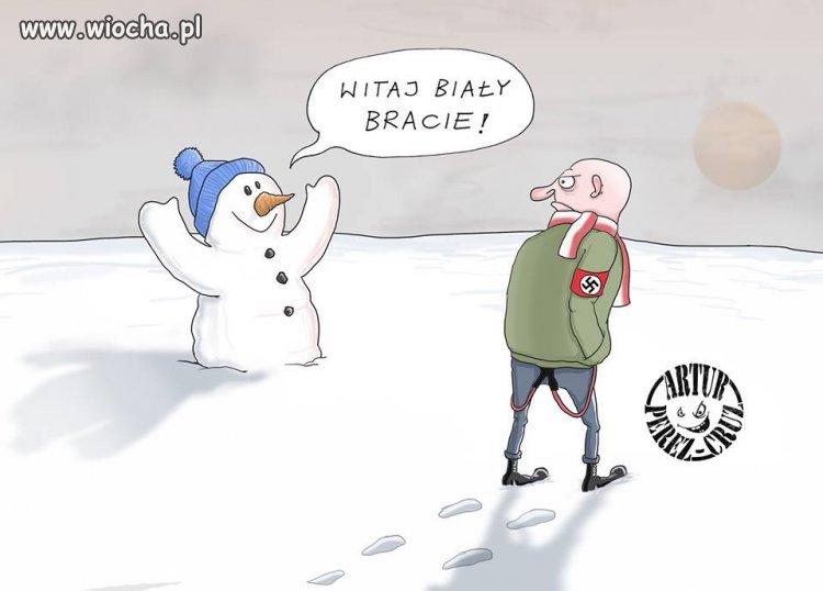 Zimowe spotkanie
