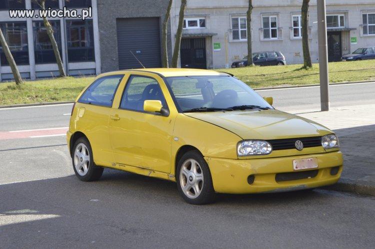VW ibiza