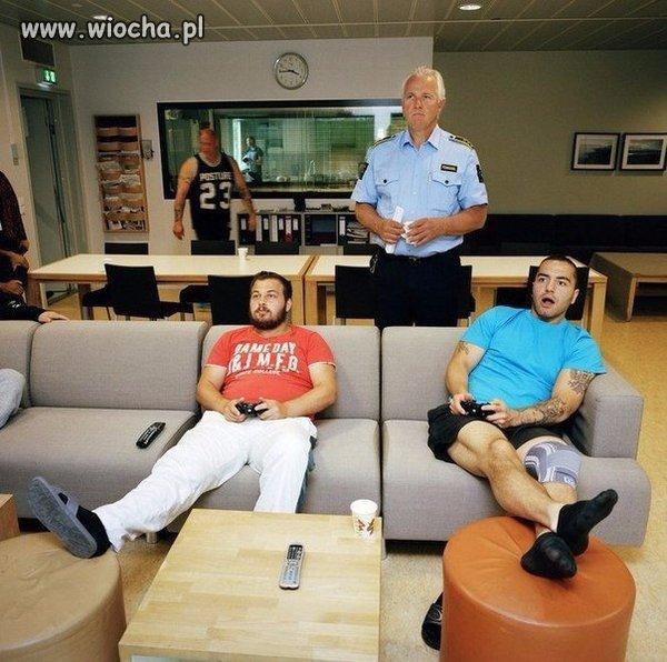 Takie tam więzienie w Norwegii
