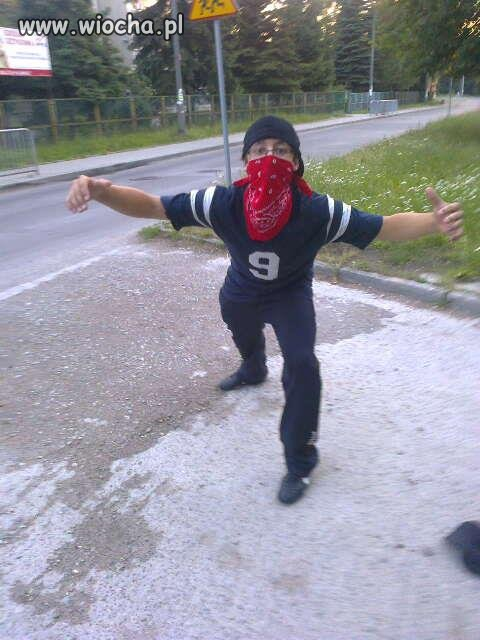 Facebook Gangsta