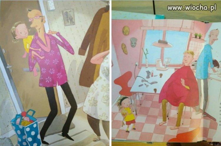 Szwedzka książeczka dla dzieci