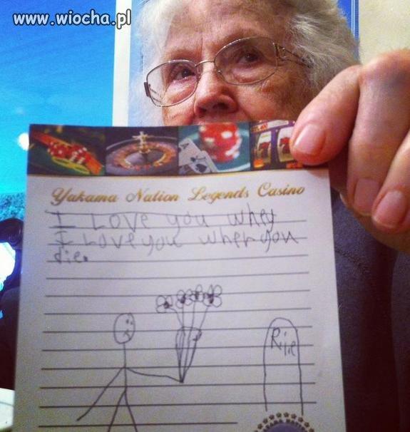 Dzień babci...