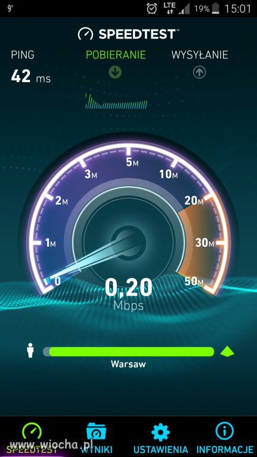 Nielimitowany internet LTE w Play
