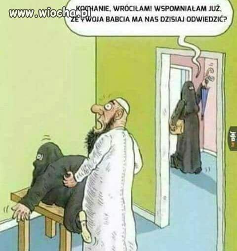 Z życia muslima