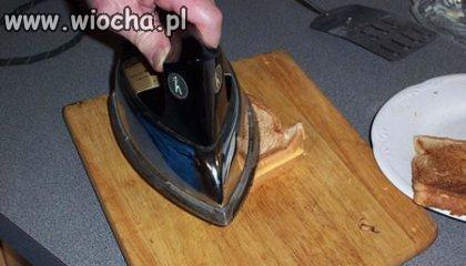 Gdy toster się popsuje