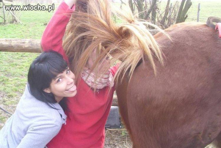 Tylko koni żal