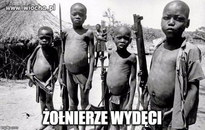 Afryka te� ma swoich bohater�w