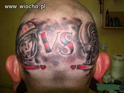 Wymarzony tatua�
