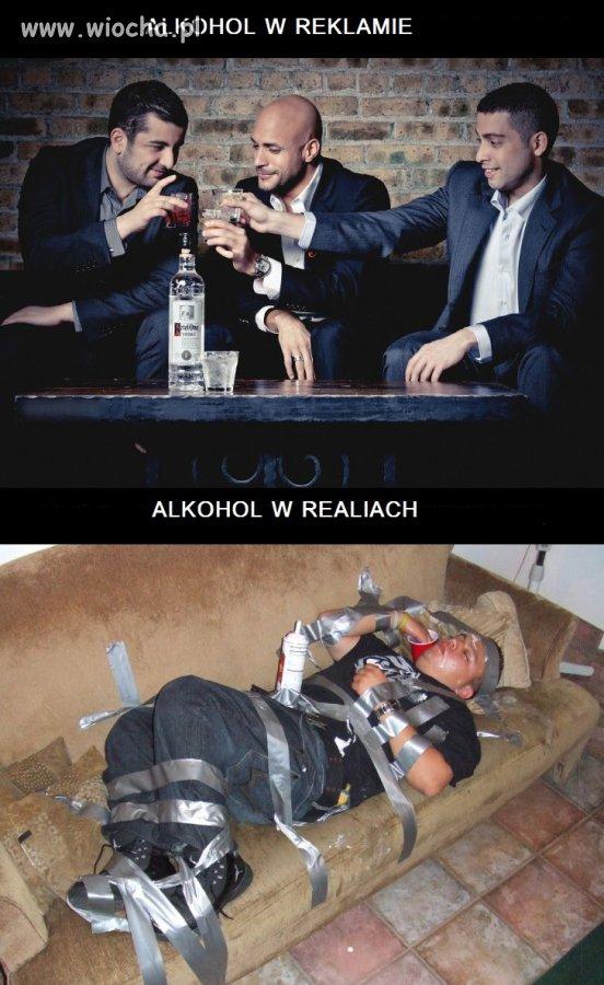 Cała prawda o alkoholu