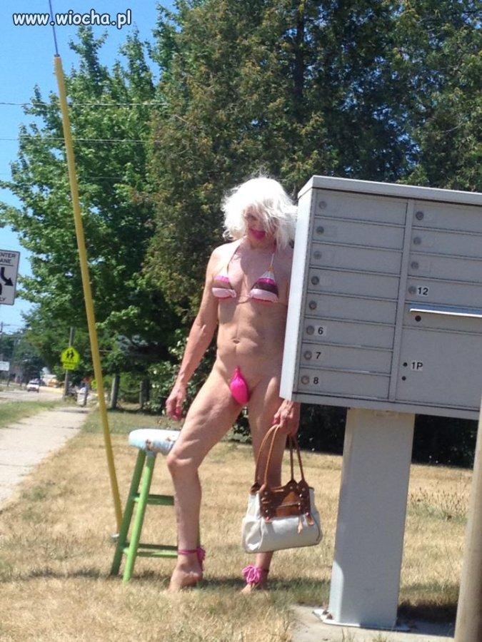 Niebezpieczny mail-box