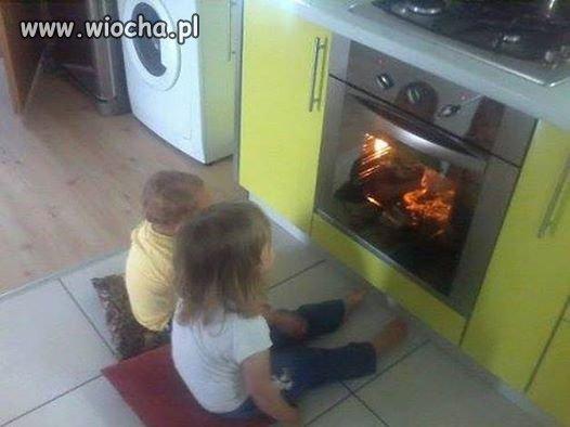 Dzieci wiedzą co dobre...