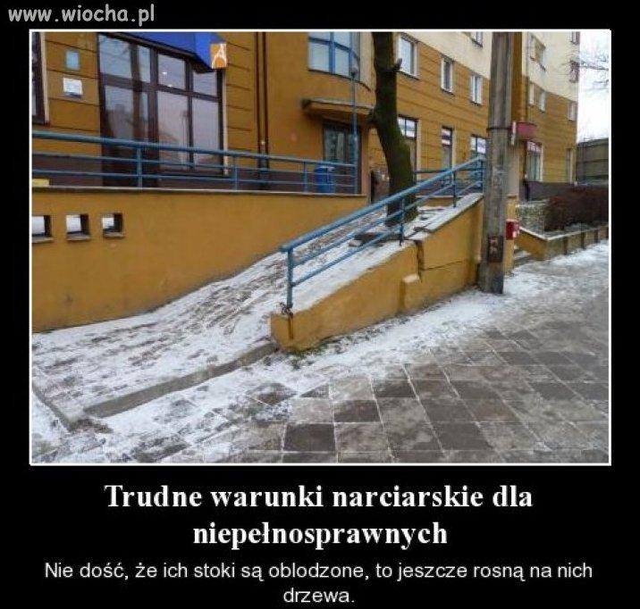 W Polsce to się już chyba nie poprawi!!!