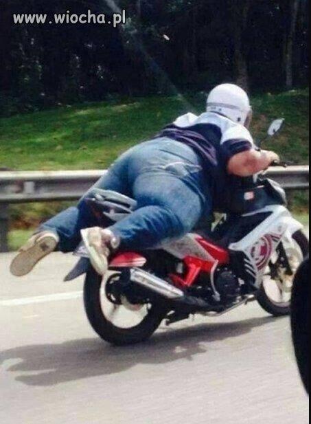 Sezon motocyklowy już rozpoczęty
