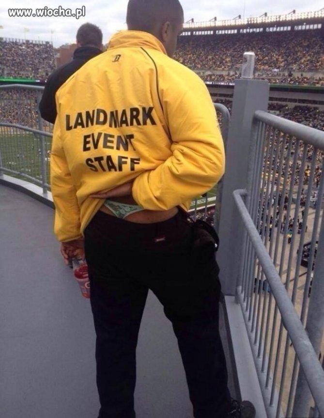 Futbol amerykański to sport dla twardzieli