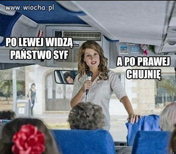 Wycieczka po Polskim sejmie