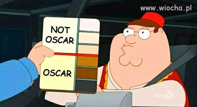 Tegoroczne rozdanie Oskarów