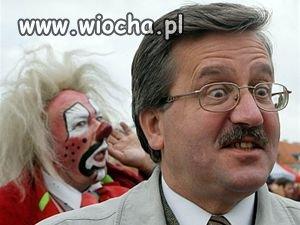 Komorowski vs Klaun