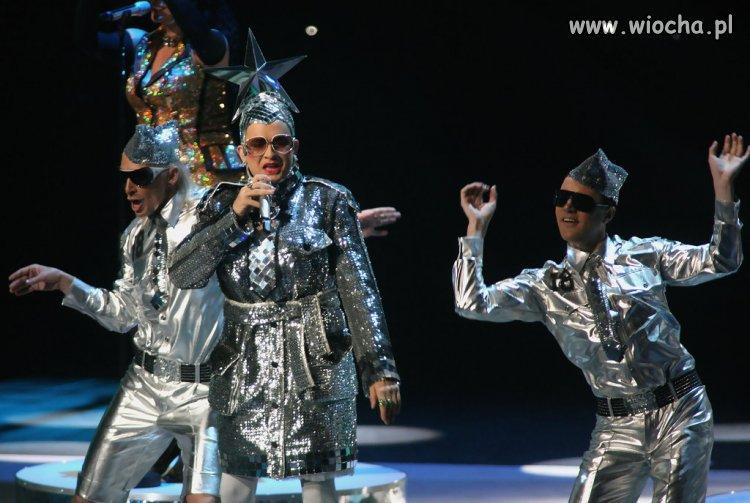 Coraz ciekawsi wykonawcy na Eurowizji