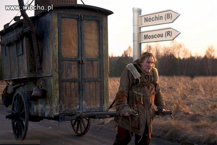 Forward, on Moscow!