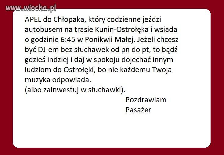 DJ bez s�uchawek