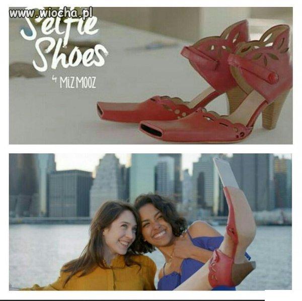 Selfie shoes