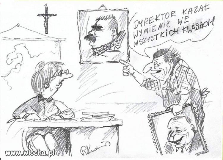 Reforma rusza do szkół