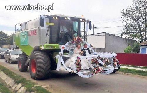 Rolnik znalazł żonę