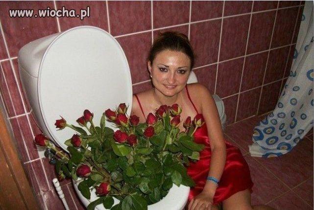 Jesteś piękna jak kwiat róży