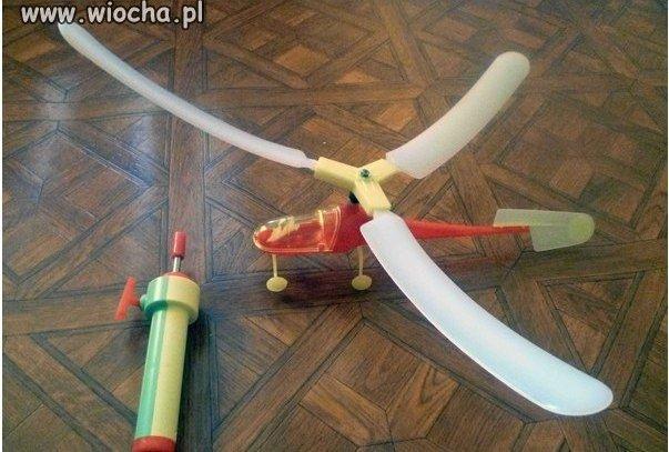Mój pierwszy dron !