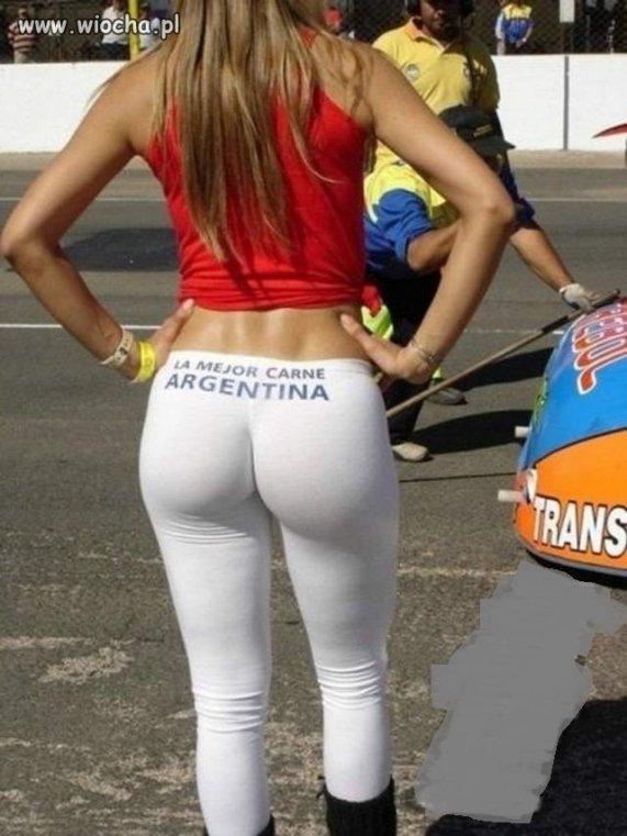 Pytanie z geografii: gdzie leży Argentyna?