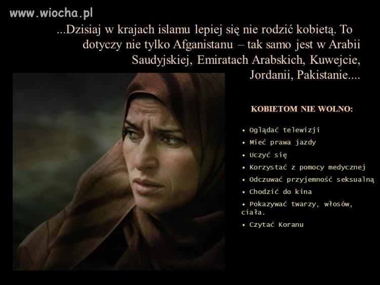 Ideologia wykluczaj�ca kobiety z �ycia