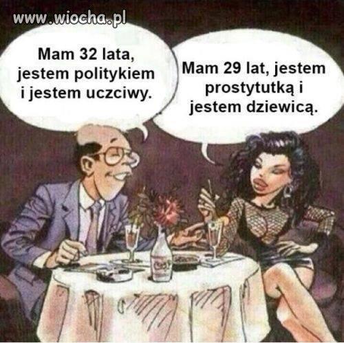 Polityk uczciwy