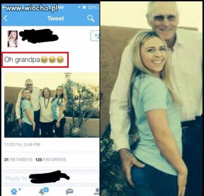 Dziadek wie co dobre
