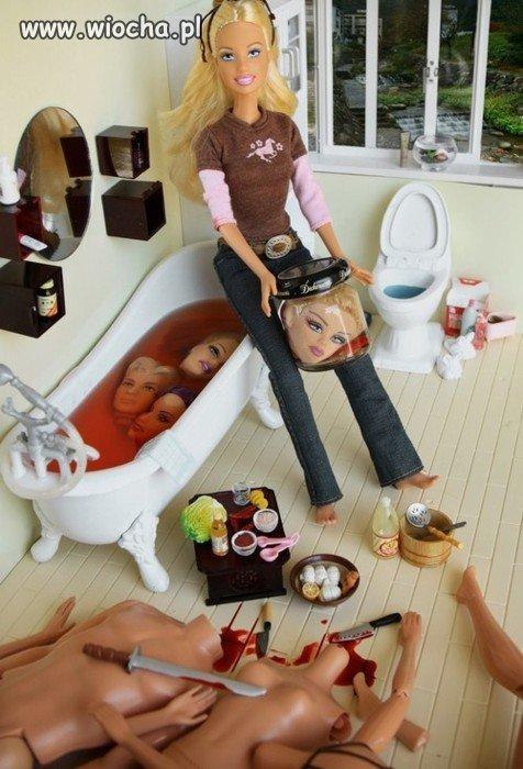 Po imprezie u Barbie