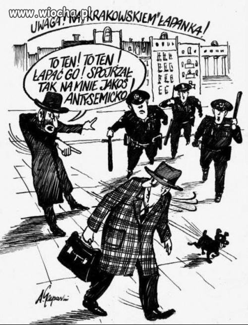 Antysemityzm po żydowsku...