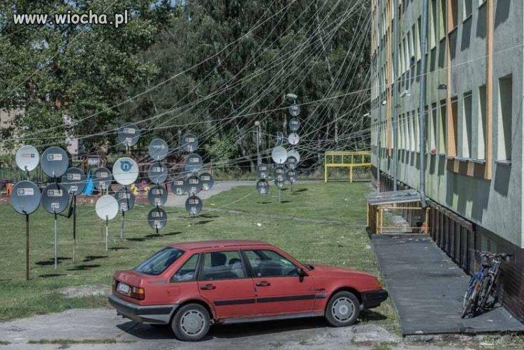 Satelitarne osiedle