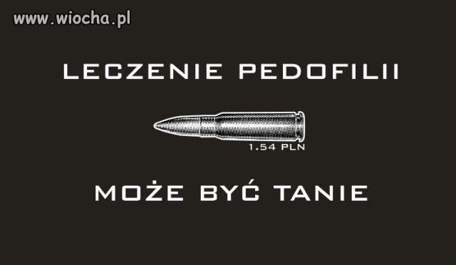 Leczenie pedofilii...