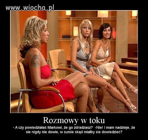 Logika blondynki ?