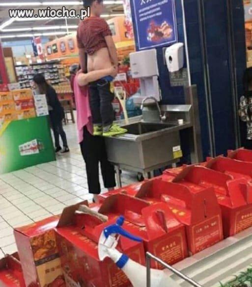 Pewnego dnia, gdzieś tam w Supermarkecie