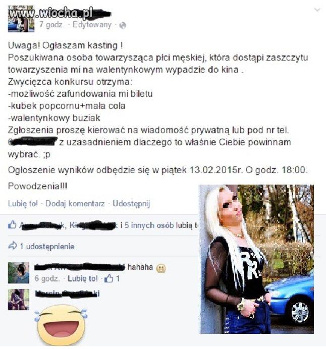 """Z serii """"Tleniona blachara szuka sponsora"""""""