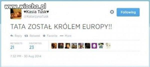 Król Europy...