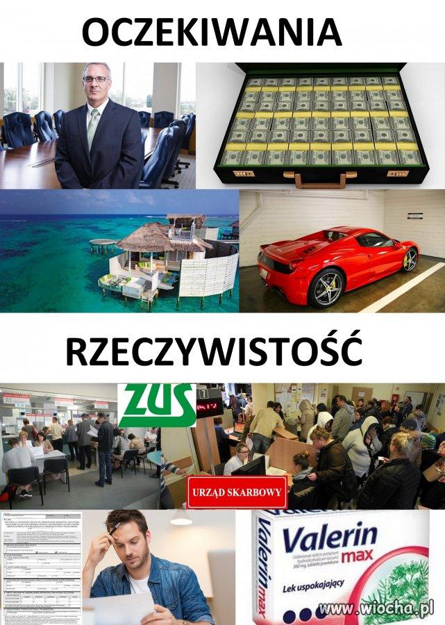Prowadzenie działalności w Polsce