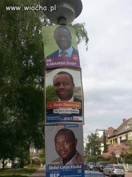 Wybory w Niemczech