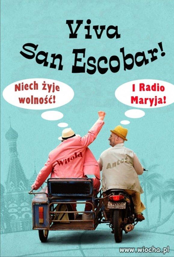 Viva San Escobar