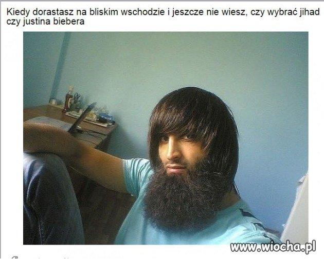 Justin Bomber?