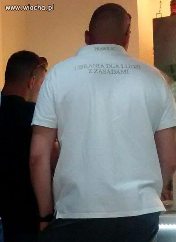 Koszulka wp*rdolka