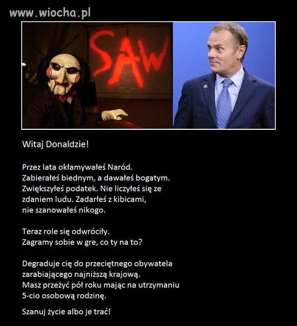 Nowa cz�� Pi�y z udzia�em donka...