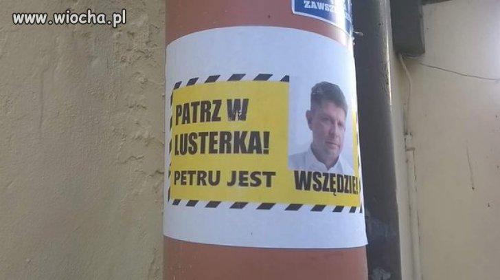 Tymczasem w Tarnowie.