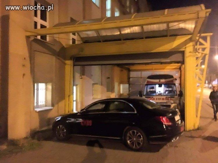 Mistrz parkowania z Poznania powraca