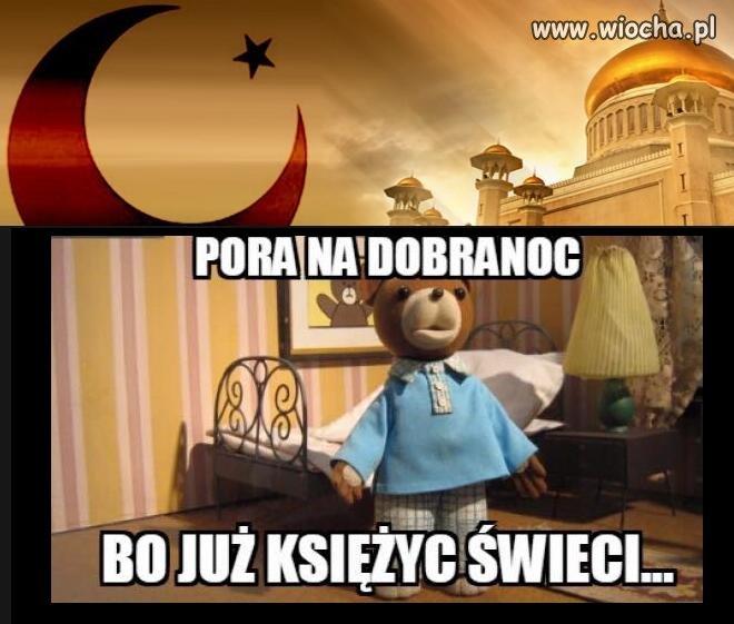 Już niebawem dobranocka w telewizji Polskiej.